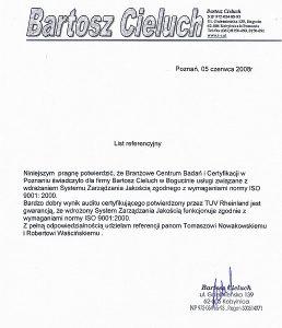 2008.06.05 - Bartosz Cieluch z Bogucina