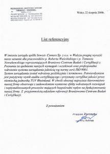 2008.08.22 - Inwest Comers w Wałczu