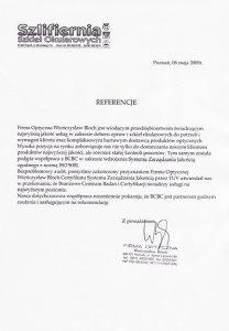 2009.05.06 - Firma Optyczna Bloch z Poznania