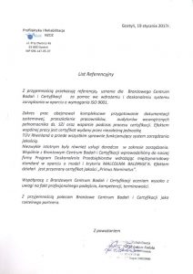 """2017.01.19 - Profilaktyka  i Rehabilitacja """"Akant"""" NZOZ"""