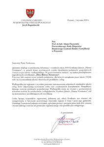 2020-01-23 Referencje Marszałek Wielkopolski 2020