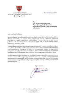 2021-02-08 Referencje Marszałek Wielkopolski